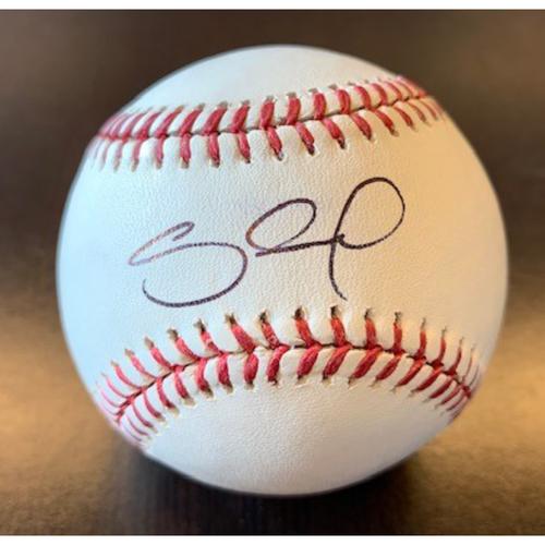 Giants Community Fund: Pablo Sandoval Autographed Baseball