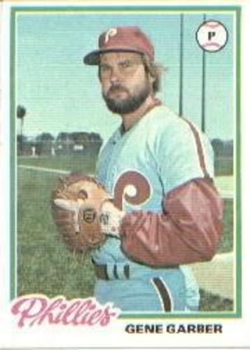 Photo of 1978 Topps #177 Gene Garber DP