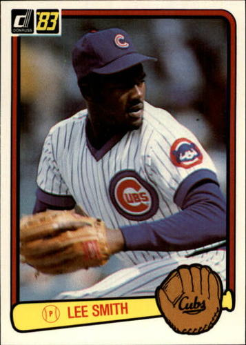 Photo of 1983 Donruss #403 Lee Smith