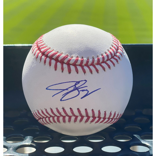 Photo of Colorado Rockies Autographed Baseball: Jon Gray