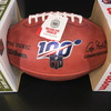 PCC - Titans Derrick Henry Signed Authentic Football W/ 100 Seasons Logo