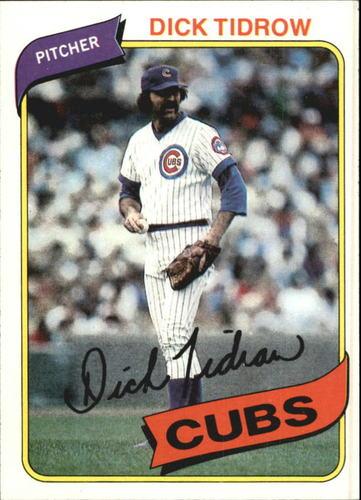 Photo of 1980 Topps #594 Dick Tidrow