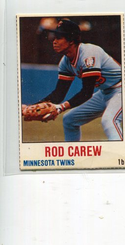 Photo of 1978 Hostess #140 Rod Carew