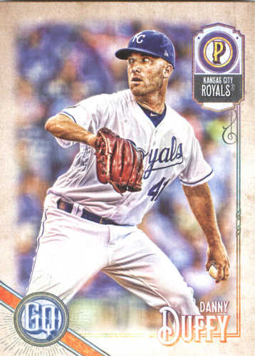Photo of 2018 Topps Gypsy Queen #172 Danny Duffy