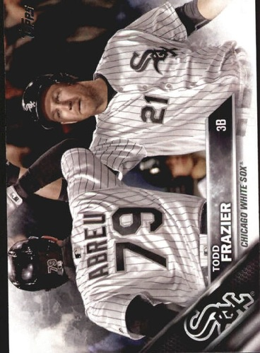 Photo of 2016 Topps Update #US183 Todd Frazier