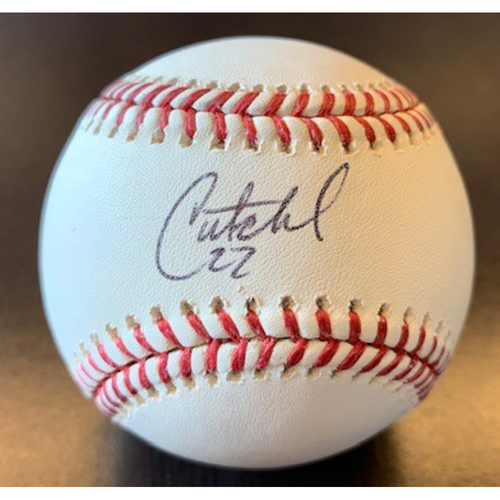 Giants Community Fund: Andrew McCutchen Autographed Baseball