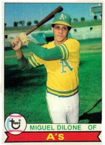 Photo of 1979 Topps #487 Miguel Dilone