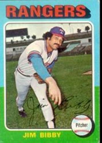 Photo of 1975 Topps #155 Jim Bibby