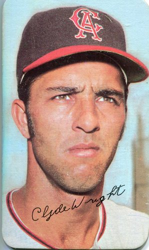 Photo of 1971 Topps Super #39 Clyde Wright
