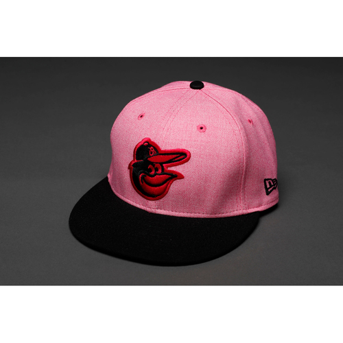 Trey Mancini Autographed, Game-Worn Mother's Day Cap