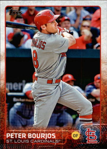Photo of 2015 Topps #628 Peter Bourjos