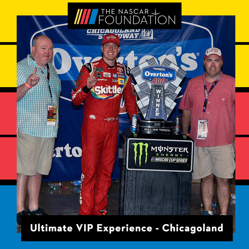 Ultimate VIP Experience at Chicagoland!