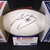 NFL - Steelers Alejandro Villanueva Signed Panel Ball