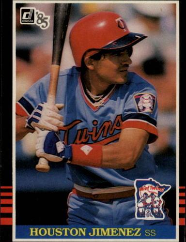 Photo of 1985 Donruss #269 Houston Jimenez