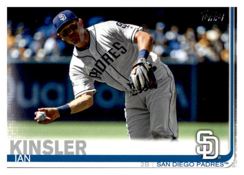 Photo of 2019 Topps Update #US22 Ian Kinsler