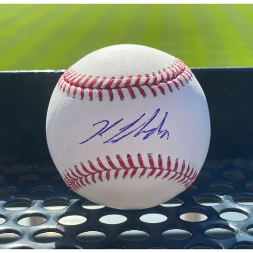 Photo of Colorado Rockies Autographed Baseball: Kyle Freeland