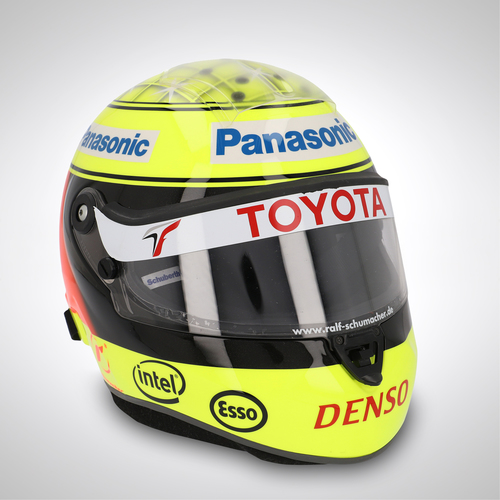 Photo of Ralf Schumacher 2005 Replica Helmet