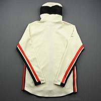 Moses Brown - Portland Trail Blazers - Game-Issued Earned Edition Game Theater Jacket - 2019-20 NBA Season