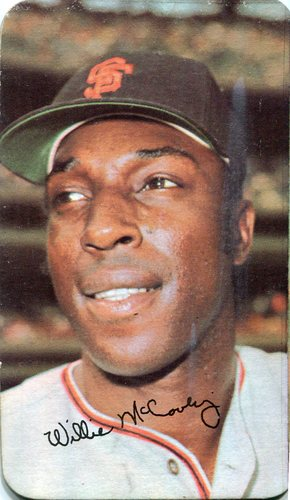 Photo of 1971 Topps Super #46 Willie McCovey