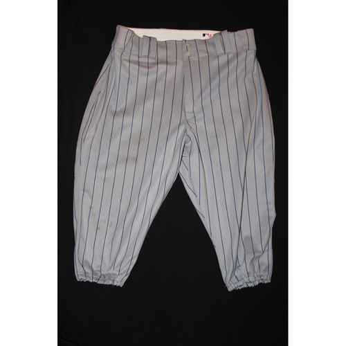 Photo of Game-Used Pants: Leonys Martin (Size 36-42-18 - DET at KC - 5/6/18)