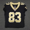 STS - Saints Willie Snead game worn Saints jersey (November 5, 2017) Size 40