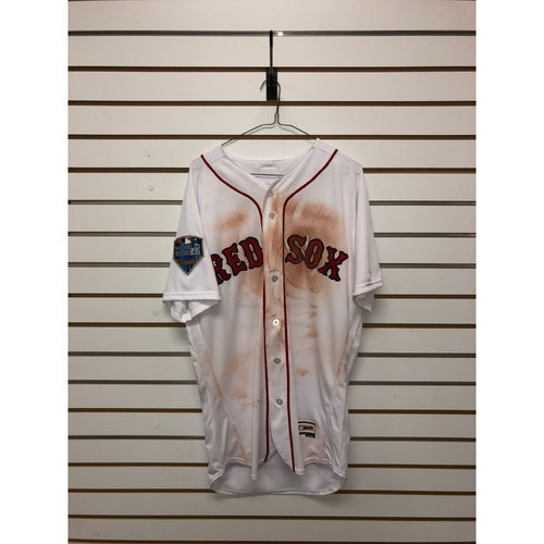 huge selection of 62daa c3d6d MLB Auctions | Mookie Betts Game-Used October 23, 2018 World ...