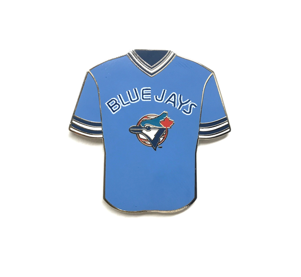 Toronto Blue Jays Cooperstown Blue Jersey Lapel Pin by PSG