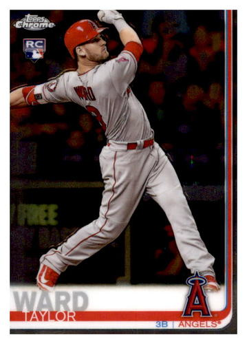 Photo of 2019 Topps Chrome #78 Taylor Ward RC
