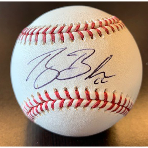 Photo of Giants Community Fund: Ray Black Autographed Baseball