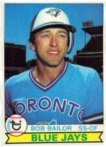 Photo of 1979 Topps #492 Bob Bailor