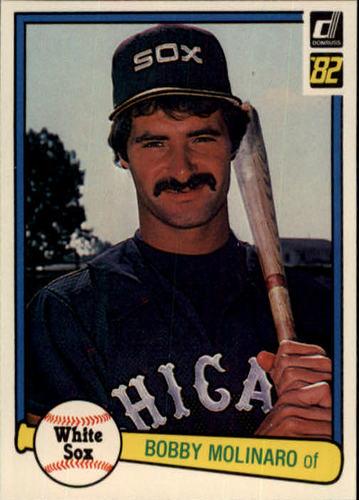 Photo of 1982 Donruss #417 Bob Molinaro