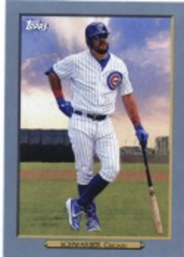 Photo of 2020 Topps Turkey Red '20 #TR22 Kyle Schwarber