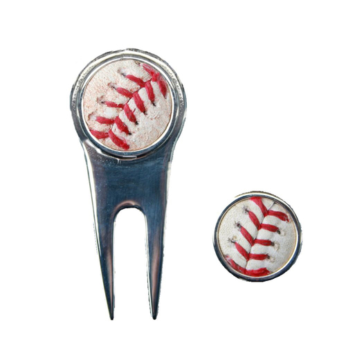 Photo of Game-Used Baseball Divot Tool: Whit Merrifield Hit