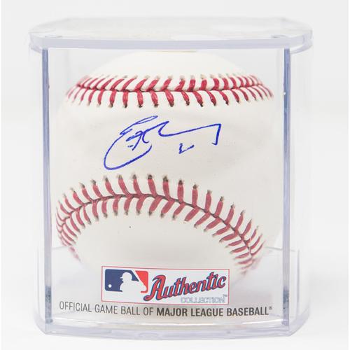 Photo of Eric Hosmer Autographed Baseball