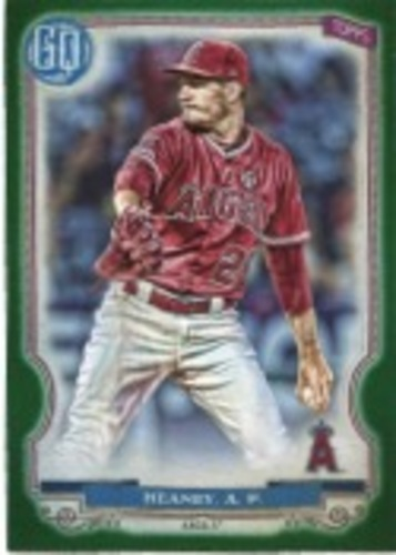 Photo of 2020 Topps Gypsy Queen Green #274 Andrew Heaney