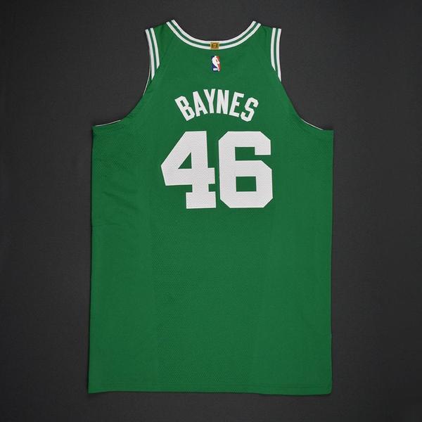 online store a9525 d04ee aron baynes jersey celtics