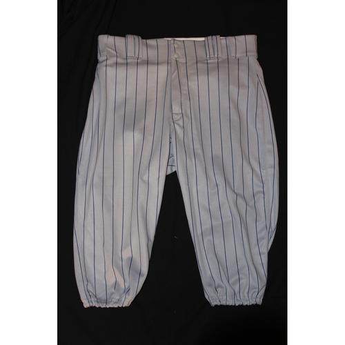 Photo of Game-Used Pants: Ramon Santiago  (Size 34-40-18 - DET at KC - 5/6/18)