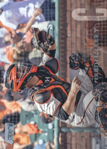 Photo of 2018 Stadium Club #192 Buster Posey