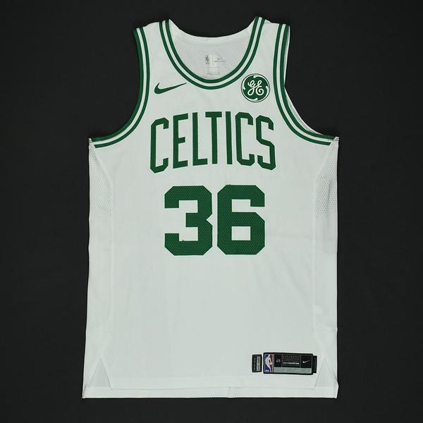 buy popular 57e2a 2c32e NBA Gameworn
