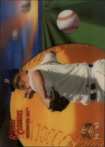 Photo of 1995 UC3 #95 Roger Clemens