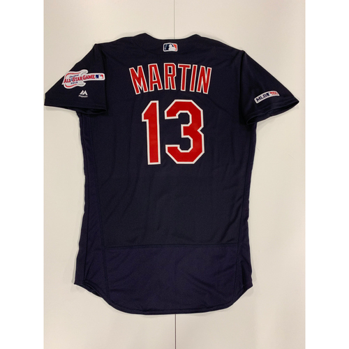 Photo of Leonys Martin 2019 Team Issued Alternate Road Jersey