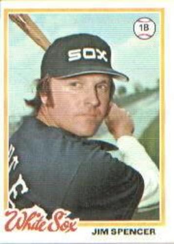 Photo of 1978 Topps #182 Jim Spencer