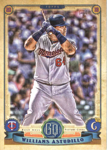 Photo of 2019 Topps Gypsy Queen #152 Willians Astudillo RC