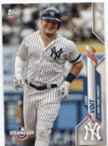 Photo of 2020 Topps Opening Day #159 Luke Voit