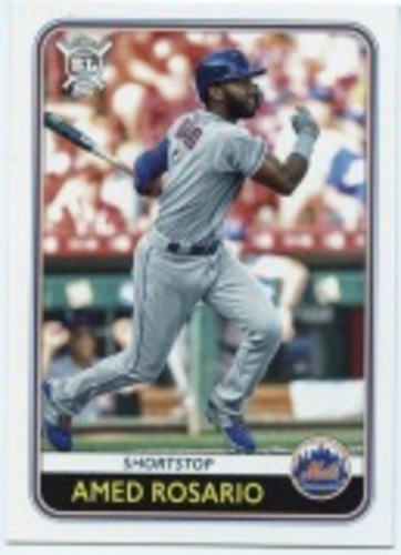 Photo of 2020 Topps Big League #74 Amed Rosario