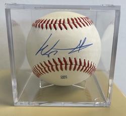 Photo of Ketel Marte Autographed Baseball