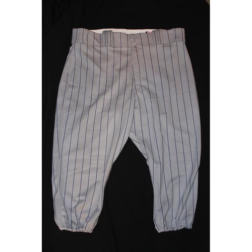 Photo of Game-Used Pants: Francisco Liriano (Size 38-42-20 - DET at KC - 5/6/18)