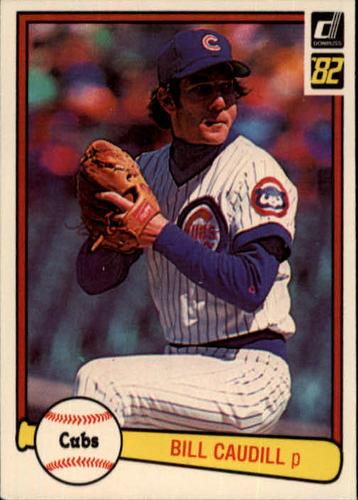 Photo of 1982 Donruss #426 Bill Caudill