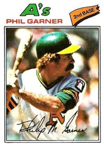 Photo of 1977 Topps #261 Phil Garner