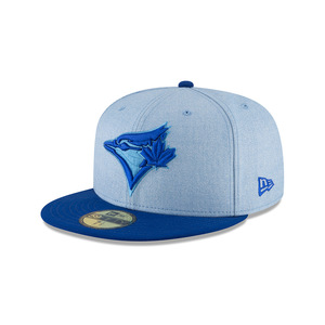 b91d32cf371 Toronto Blue Jays 2018 Authentic Collection Fathers Day Cap by New Era